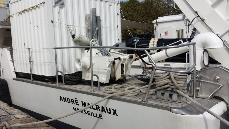 André MALRAUX à Caen 20140924