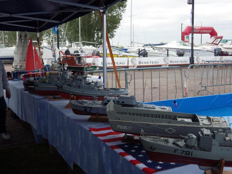 Démo du MNH au Normandie Boat Show du 02,03 et 04 octobre Norman11
