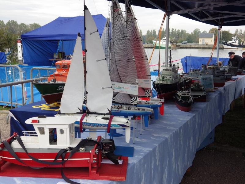 Démo du MNH au Normandie Boat Show du 02,03 et 04 octobre Norman13