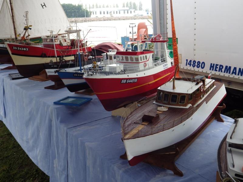 Démo du MNH au Normandie Boat Show du 02,03 et 04 octobre Norman15