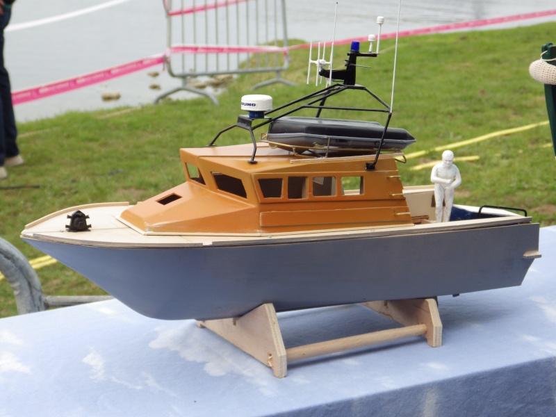 Démo du MNH au Normandie Boat Show du 02,03 et 04 octobre Norman18