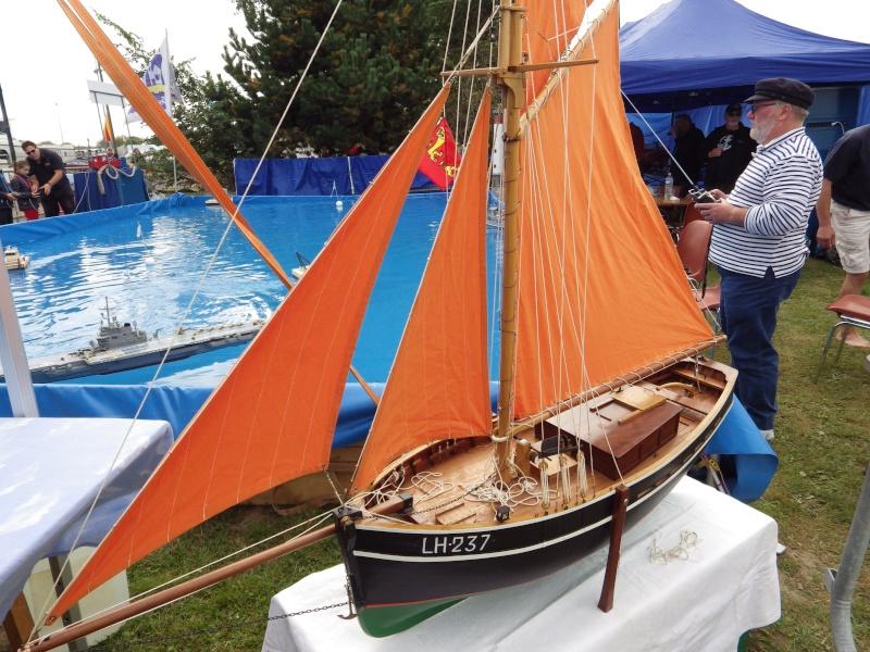 Démo du MNH au Normandie Boat Show du 02,03 et 04 octobre Norman20