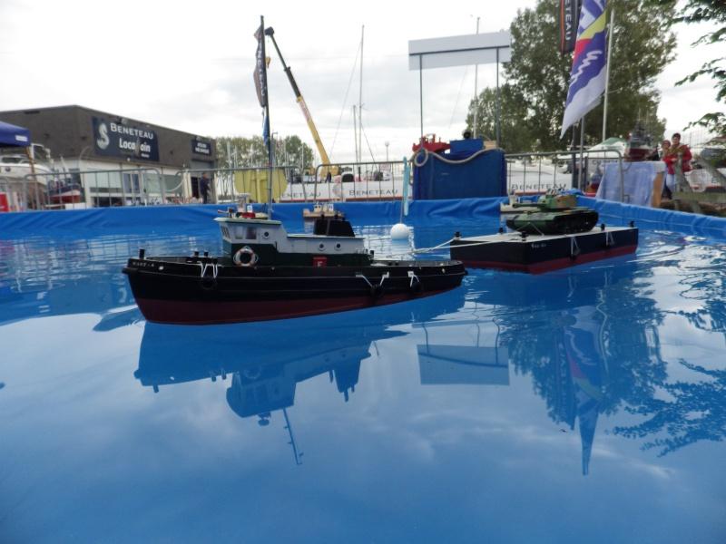 Démo du MNH au Normandie Boat Show du 02,03 et 04 octobre Norman24