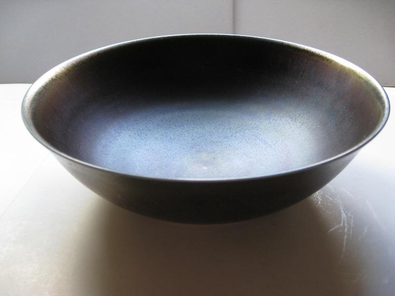Metalic glaze studio bowl Img_1838