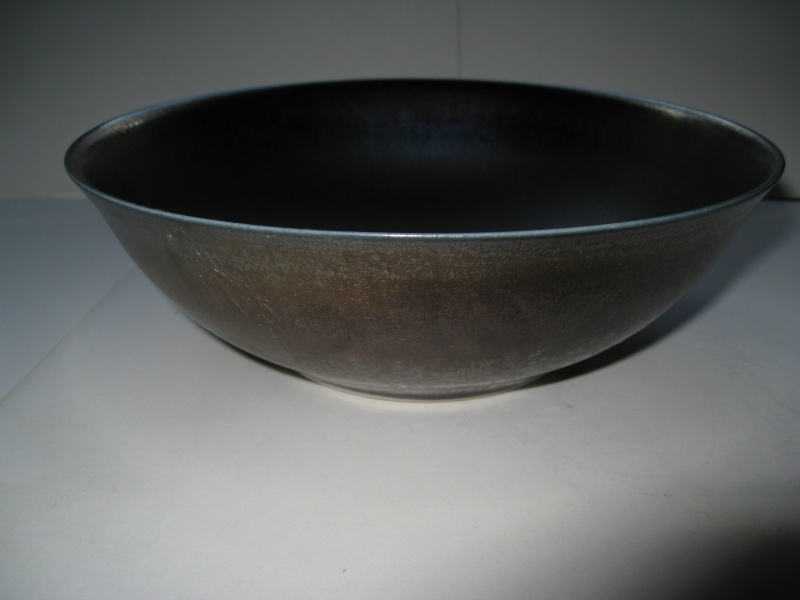Metalic glaze studio bowl Img_1841