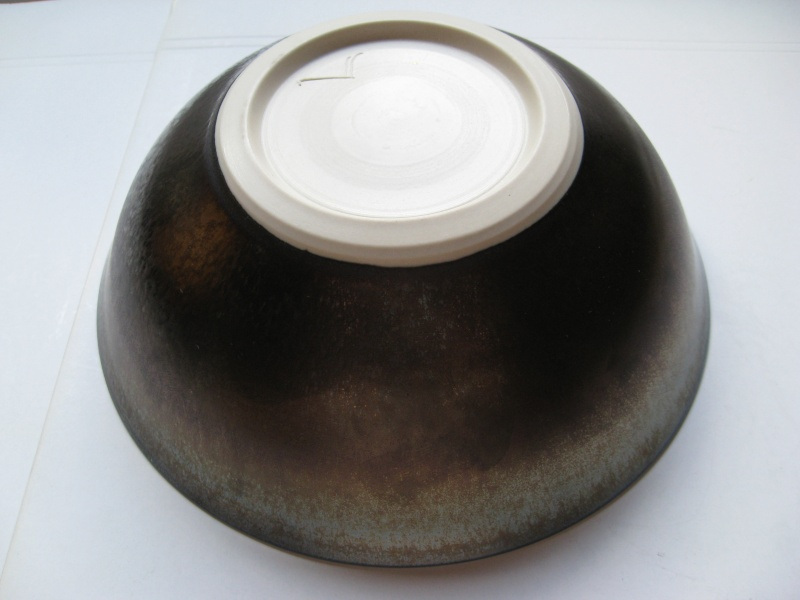 Metalic glaze studio bowl Img_1843