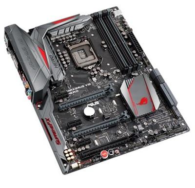Cartes mères ASUS Z170 : DDR3/4, mini-ITX, USB 3.1, Type-C, M.2, overclocking... entre autres Mini-113