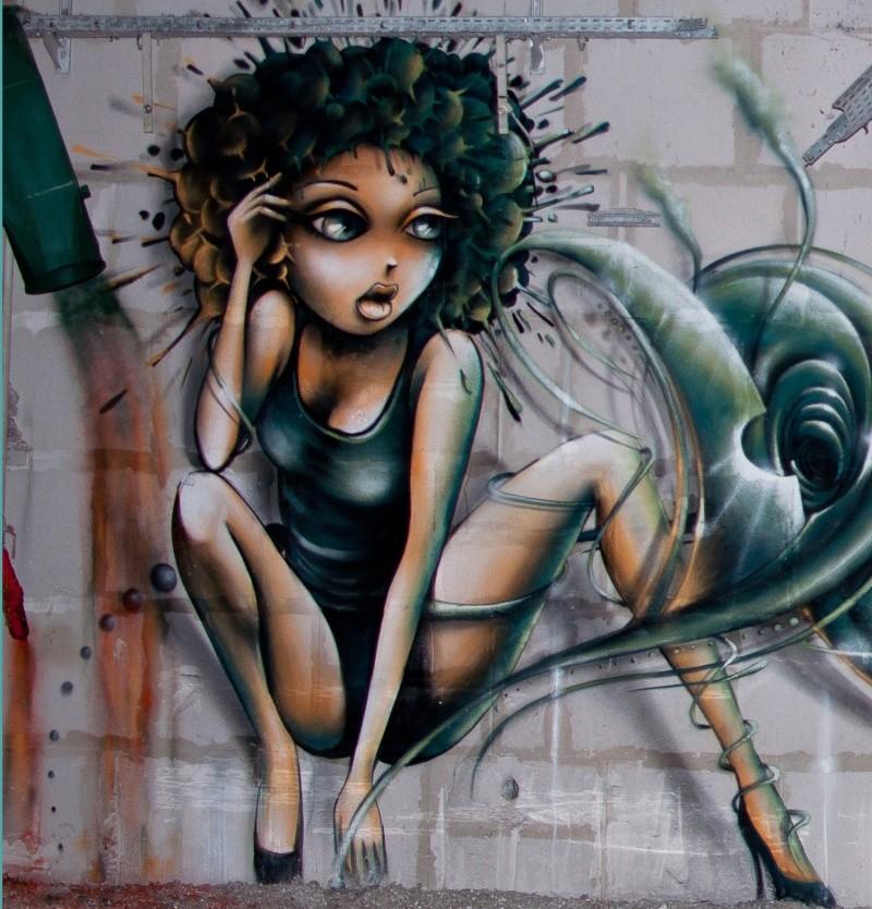 Vinie Graffiti (Artiste) Persot10