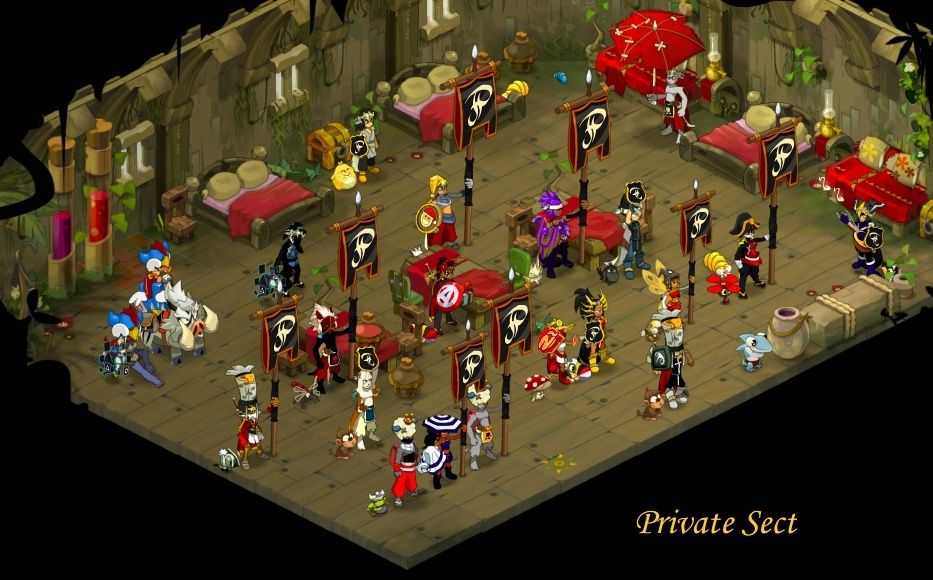 Guilde Private Sect de Djaul