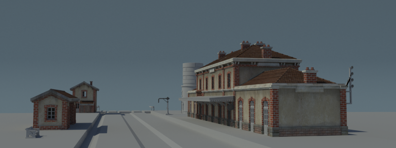 Impression couleur 3D Gare_e12