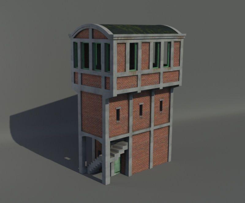 Impression couleur 3D Render12