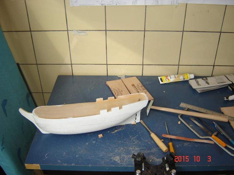 """Présentation du kit Bounty de Marine Models Company inc au 5/32""""  Dsc09349"""