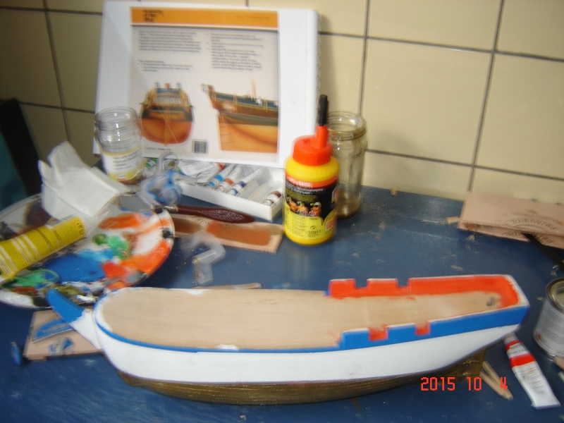 """Présentation du kit Bounty de Marine Models Company inc au 5/32""""  Dsc09354"""