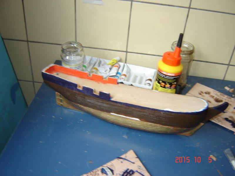 """Présentation du kit Bounty de Marine Models Company inc au 5/32""""  Dsc09357"""