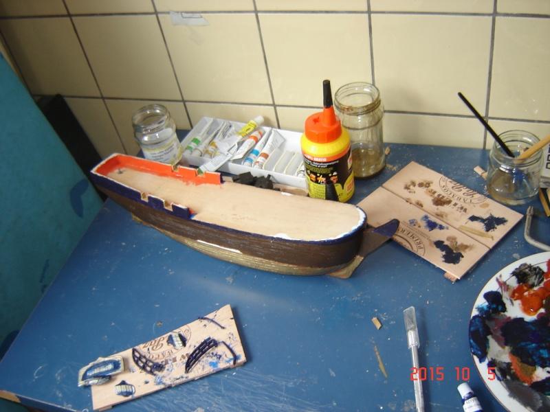 """Présentation du kit Bounty de Marine Models Company inc au 5/32""""  Dsc09358"""