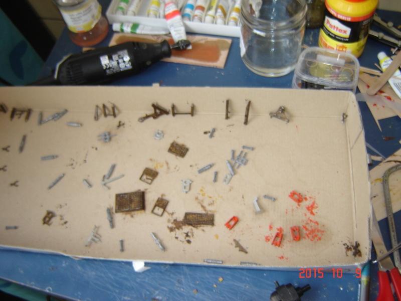 """Présentation du kit Bounty de Marine Models Company inc au 5/32""""  Dsc09363"""