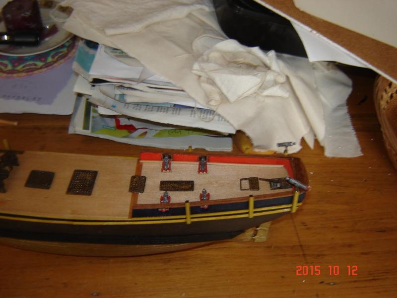 """Présentation du kit Bounty de Marine Models Company inc au 5/32""""  Dsc09412"""