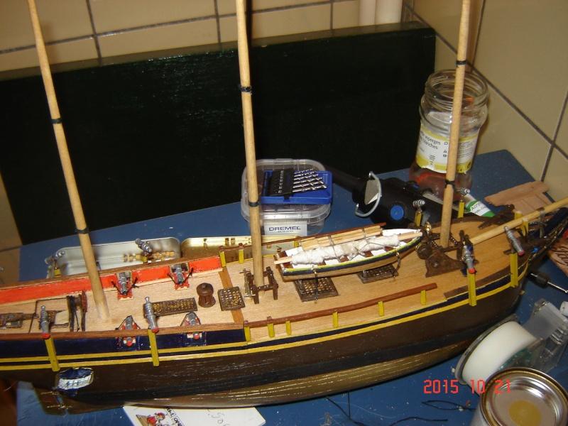 """Présentation du kit Bounty de Marine Models Company inc au 5/32""""  Dsc09414"""