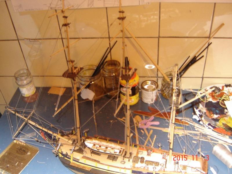 """Présentation du kit Bounty de Marine Models Company inc au 5/32""""  - Page 2 Dsc09417"""