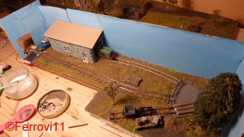 Construction intégrale: Locotracteur en HOe P1110510