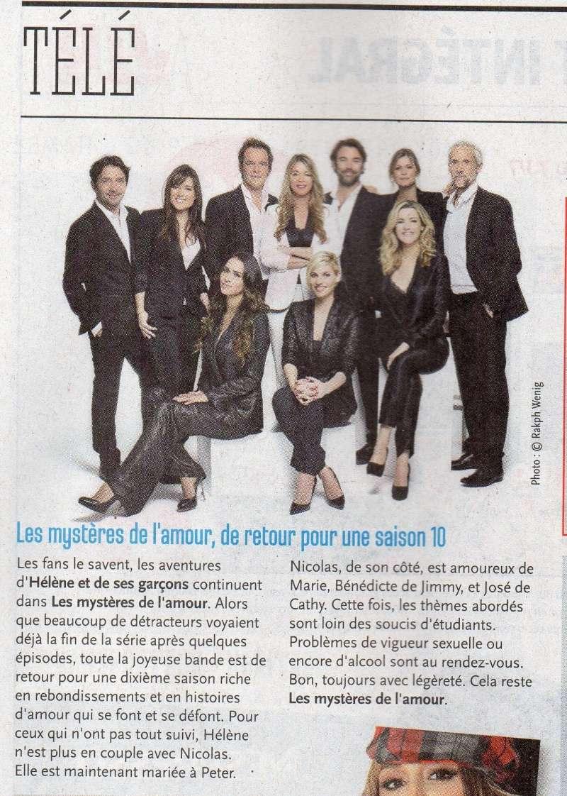 Articles de Presse et Internet Saison 10 - Page 4 Clican12
