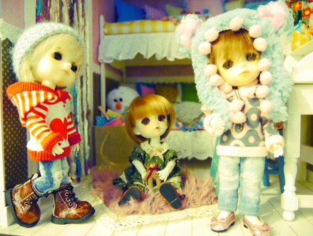 Mon petit monde [Khol Dust of Doll p.5] Image16