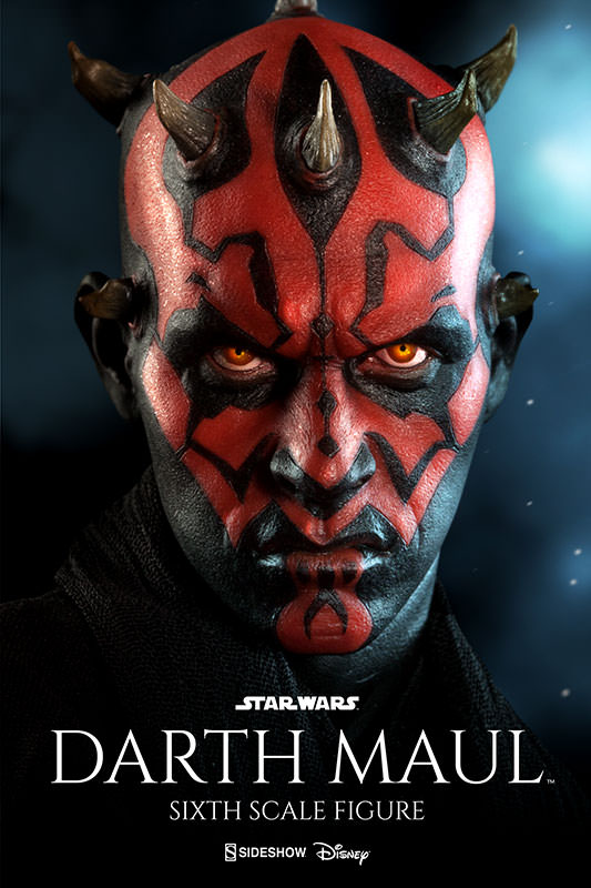 EPI - THE PHANTOM MENACE - DARTH MAUL 2.0 Star-w10
