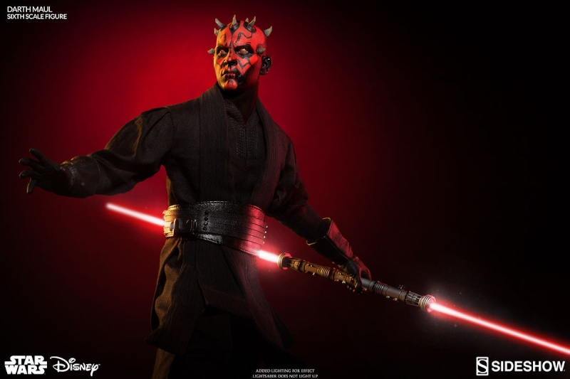 EPI - THE PHANTOM MENACE - DARTH MAUL 2.0 Star-w11