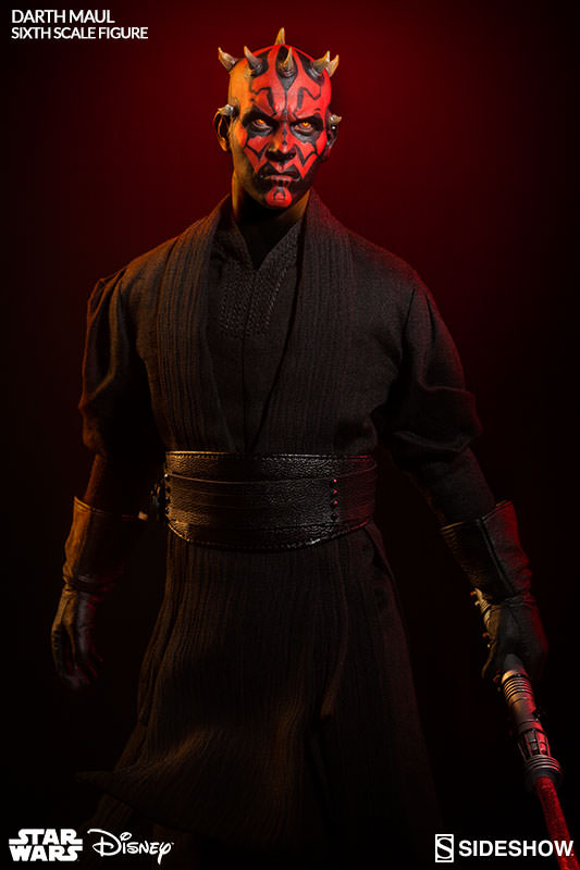 EPI - THE PHANTOM MENACE - DARTH MAUL 2.0 Star-w12