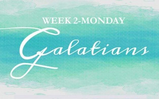 Galatians Week 2