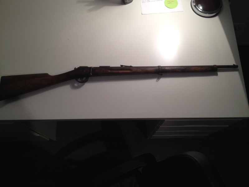 Cherche à déterminer le modèle de cette carabine Img_1712