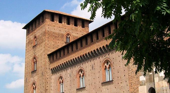CASTELLI E FORTIFICAZIONI VISCONTEE (Pavia, 24 novembre 2018) Castel13
