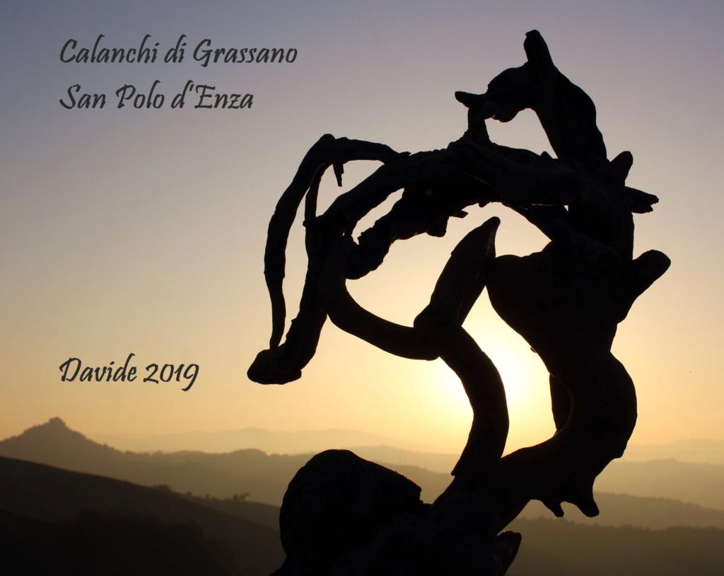 FORME SFUGGENTI #43 – CALANCHI DI GRASSANO (San Polo d'Enza, 27 ottobre 2019) Img_2810