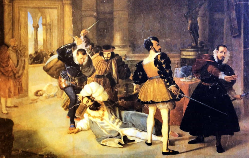 PIACENZA 1547: COME AMMAZZARE UN DUCA (Parma, 22 giugno 2019) Toncin10