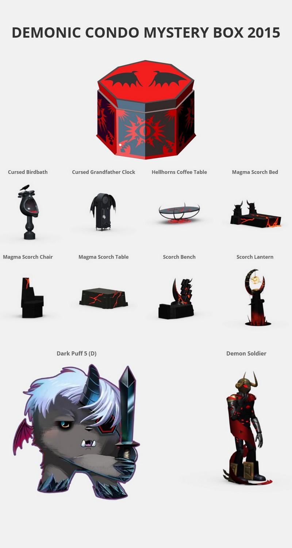 Demonic Condo Box 2015 Demoni10