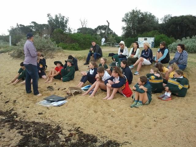 Workshop at Ricketts Point, Beaumaris 2015-126