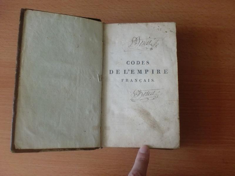 codes Napoléon 411