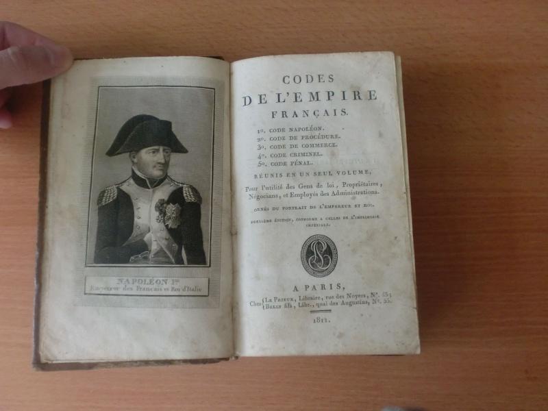 codes Napoléon 511