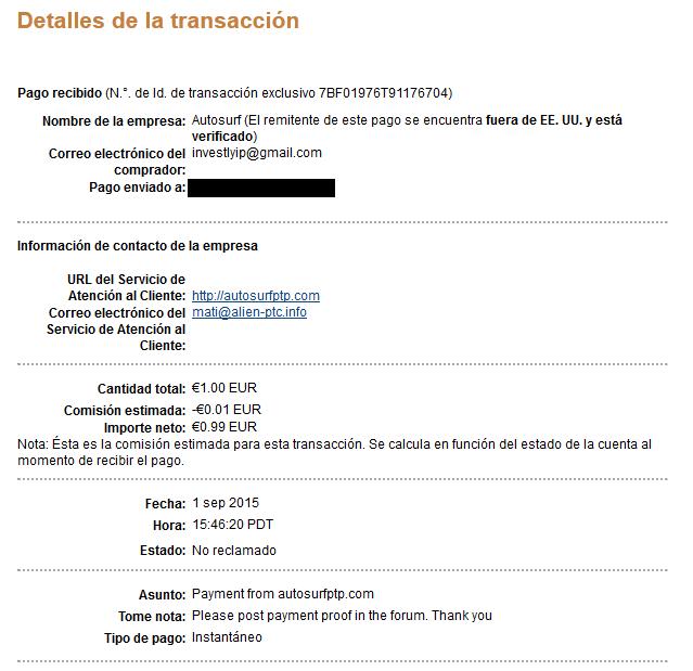 2nd payment :33 Autosu11