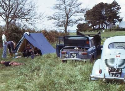 Caravaning et Camping d'antan  Campin10