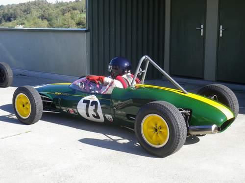 La Lotus 22 Chara110