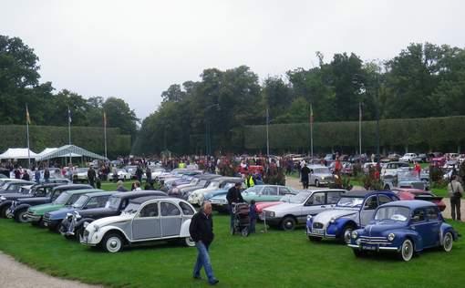 8e Festival de voitures anciennes à Dourdan, le 4 octobre 2015 Dourda41