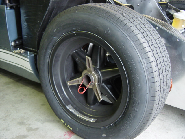 La FORD GT 40  Dsc03014