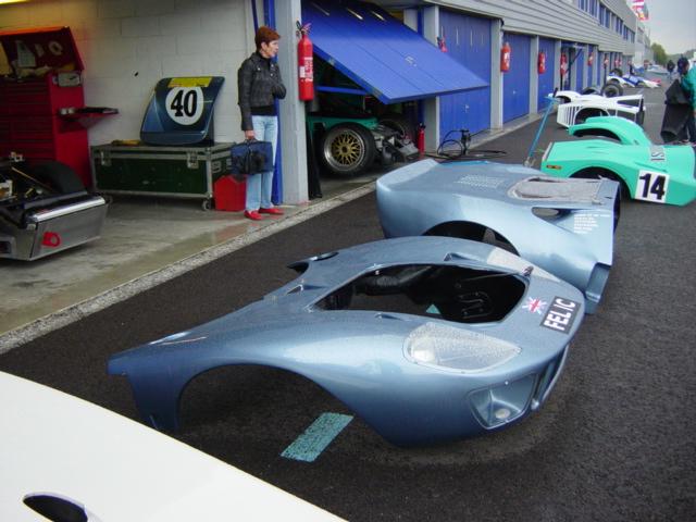 La FORD GT 40  Dsc03021