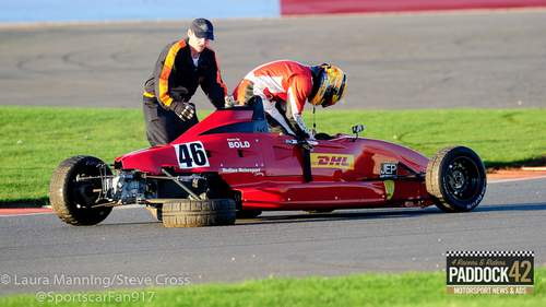 "Le ""Walter HAYES Trophy"" à Silverstone Lrm44410"
