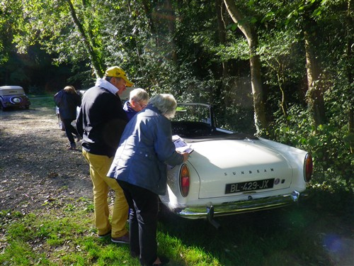 Le Rallye du Patrimoine du 20 septembre 2015 - Page 2 Rapa0927