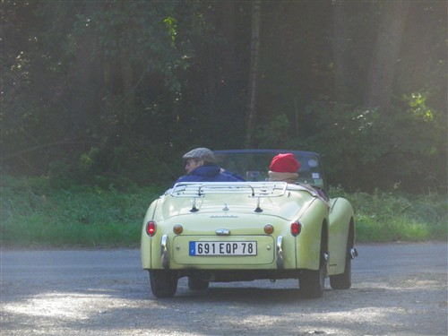 Le Rallye du Patrimoine du 20 septembre 2015 - Page 2 Rapa0931