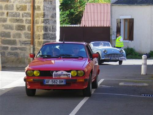Le Rallye du Patrimoine du 20 septembre 2015 - Page 2 Rapa0942