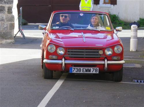 Le Rallye du Patrimoine du 20 septembre 2015 - Page 2 Rapa0945