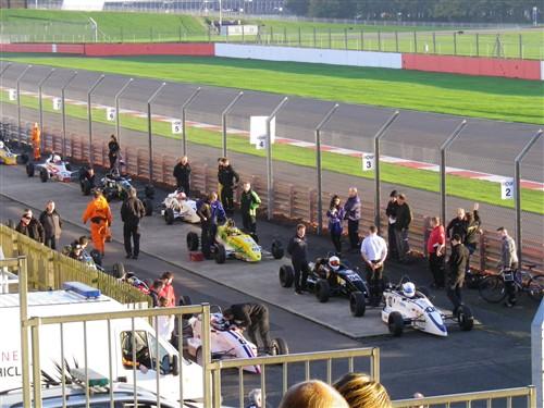 "Le ""Walter HAYES Trophy"" à Silverstone Wht15_23"